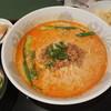 オーパスワン - 料理写真:ランチの坦々麺セット