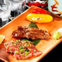 ◆A5肉プレート&TOKYO和食◆