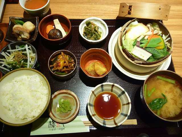 膳や musi-vege+ 堺東店