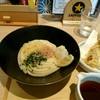 うどん和讃 - 料理写真:ぶっかけうどん [¥480](税別)・ちくわ天[¥80](税別)