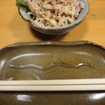 美好野 - 皮酢物 350円