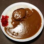 OLIVE - 料理写真:ハンバーグカレー(830円)