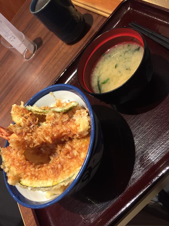 天丼てんや シャポー本八幡店
