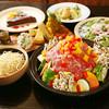 OSAKA 酒場 あじひと - 料理写真:鍋コース4000円