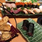 藤 寿司 -