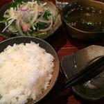 58633975 - スタミナ焼定食1,000円(税込)