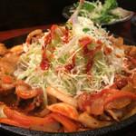 58633977 - スタミナ焼定食1,000円(税込)