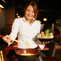 【名物】水郷赤鶏の水炊き鍋