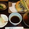 味ごよみ - 料理写真:季節の野菜の天ぷら~。