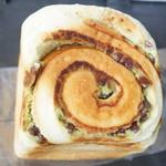 角食専門店 キューブ - 料理写真:抹茶ミルクと小豆