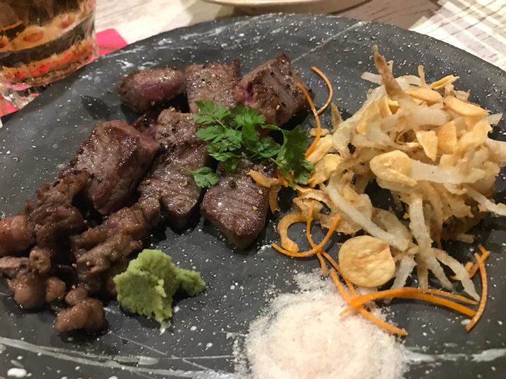 肉寿司 ビストロジャパン ハナレ