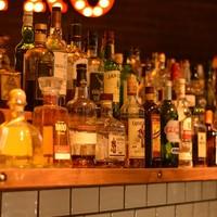 ■ずらりと並ぶアルコール■