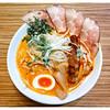 赤シャモジ - 料理写真:「特製濃熟辛味噌ラーメン」(2016.11)
