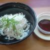 無添くら寿司 - 料理写真:ヘルシーつけ麺
