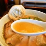 らーめん専門 和海 - 塩ミックス(スープ)