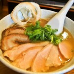 ra-mensemmonnagomi - 料理写真:塩ミックス