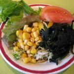 森のレストラン モノミ - 料理写真:サラダバー