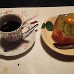 眞 - フルーツ系とコーヒー