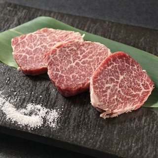 伊藤牧場直営の肉