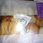蒲鉾の水野 - こちらは900円のおでんダネ