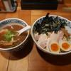 Taidashitsukemenhanayama - 料理写真:はなやまつけ麺