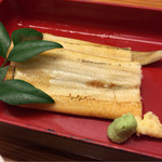 すが井 - 穴子白焼き  950円
