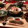 別邸 仙寿庵 - 料理写真:名月の椀 本日のお造り あしらい物 造醤油☆