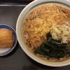 かのや - 料理写真:たぬき蕎麦 350円 いなり 80円