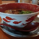 徳島ラーメン  麺王 天白店 - 徳島ラーメン麺王天白店(名古屋市)食彩品館.jp撮影