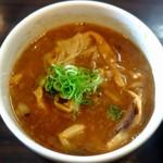 Hamadayama - 料理写真:メメメメ、メンマ。トトトトトッピング