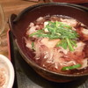 麺処 おおぎ - 料理写真:生ビール(¥580内)・お通し(¥300内)・肉豆腐(¥620内)