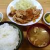 丸大ホール - 料理写真:しょうが焼き定食 600円