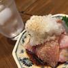 うけもち - 料理写真:カンパチづけ。久米仙。もうここは美味いの分かり切ってるから更新は写真だけで良いよね?
