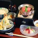 昭和の森 車屋 - 料理写真:彩り膳(イメージ)
