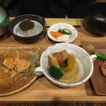 御厨 - 信州福味鶏御膳