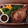 ビストロボンノ - 料理写真:特選 阿波牛のリブロースステーキ