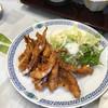 徳市 - 料理写真:イカゲソ揚 ¥380