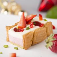 Strawberryミルフィーユ ピスタチオのアクセント