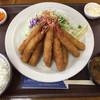 キッチン よろずや - 料理写真:エビフライDX  ランチ価格¥1100