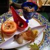 深山荘 高見屋 - 料理写真:夕食