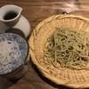 あめこや - 料理写真:⑩2種もりそば 北海道新得町レラの香り十割