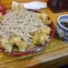 歌舞伎そば - 料理写真:もりかき揚げ 470円