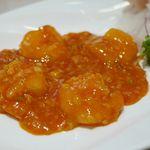雅秀殿 - 料理写真:海老のチリソース