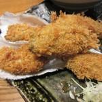 北海道厚岸 - 日本一カキフライ定食の牡蠣