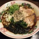 どぎゃん - 燕三条背脂ラーメン(800円)