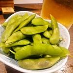 徳田酒店 御肉 - 枝豆