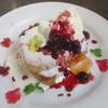 ファンタジア - 料理写真:ベリーソースのフレンチトースト