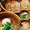 麺屋 えん寺 - 料理写真:味玉入りつけ麺(胚芽麺)
