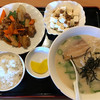 ハルビン飯店 - 料理写真:日替りランチ税込680円