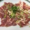 ホルモン大学 - 料理写真:カシラ・豚カルビそれぞれ2人前(1600円)